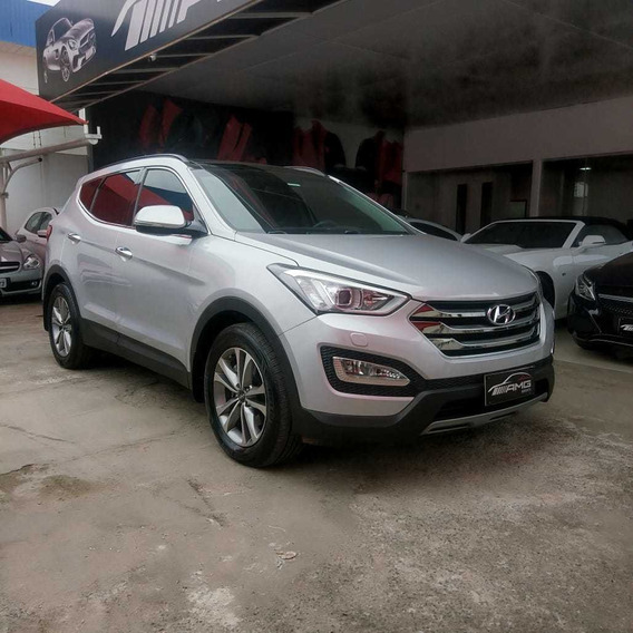 Hyundai Santa Fe 3.3 7l 4wd Aut. 5p 2016