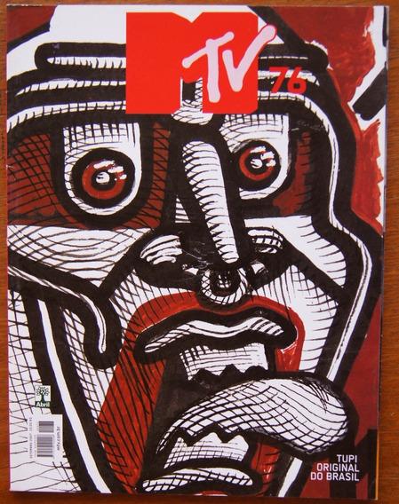Revista Mtv Nº 76 Paulinho Da Viola