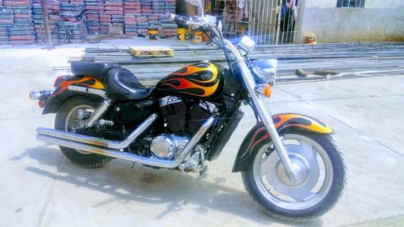 Motocicleta Honda Vtr 1100