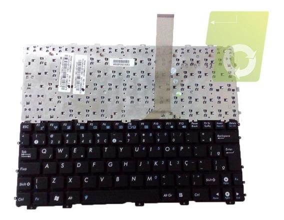 Teclado Notebook Asus Eee Pc 1015bx 1018p 1018pb Aeej1l00010