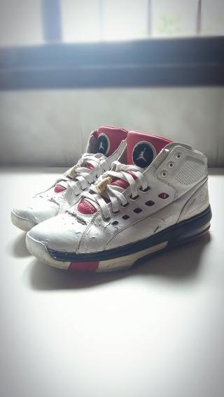 Tênis Nike Air Jordan - Raridade Para Recuperação