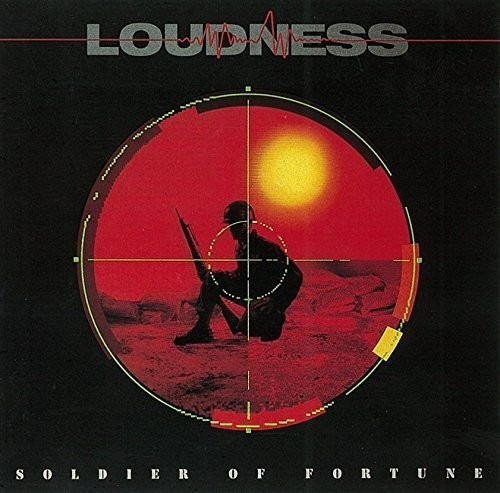 Loudness Soldier Of Fortune Cd Jp Import