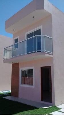 Excelente Casa Duplex Em Condomínio Fechado - 2029