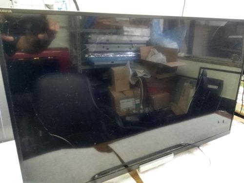 Imagem 1 de 4 de Televisão Sony Smart  Conservada Com A Tela Quebrada.