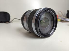 Lente Sony 18-200mm 3,5-6,3 Oss Para Sony A6000/a6300/a6500