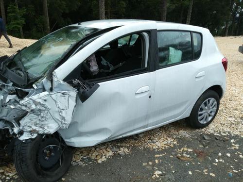 Sucata Renault Sandero Expression 1.6 Retirada De Peças