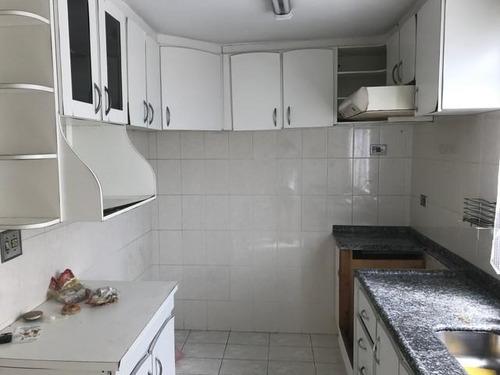 Apartamento Com 2 Dormitórios À Venda, 55 M² Por R$ 199.000,00 - Santa Terezinha - São Bernardo Do Campo/sp - Ap6935