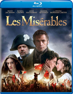 Les Miserables 2012 Blu-ray Nuevo Sellado En Stock