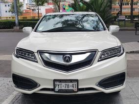 Acura Rdx 3.5 Mt 2016 Blanca $420,000.00