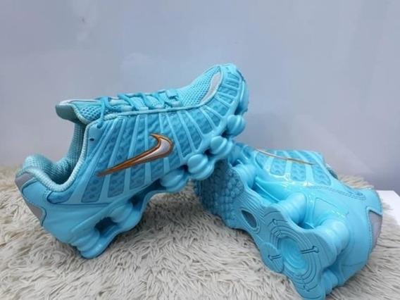 Nike Shox Tl - 12 Molas   Vietnã Premium