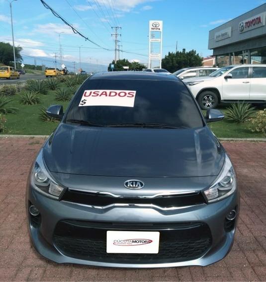 Kia Rio Modelo 2020 Motor 1.4 C.c