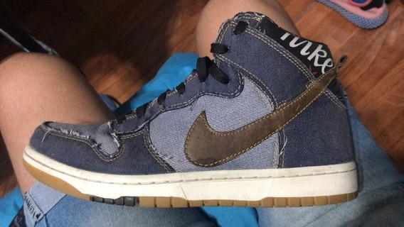 Zapatillas Nike Sb Jean Originales