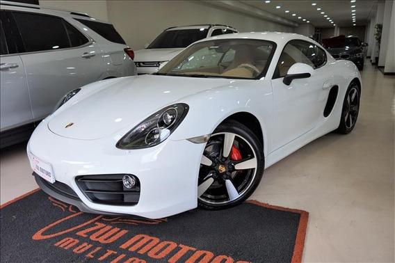 Porsche Cayman 2.7 Gasolina 2p Automatizado
