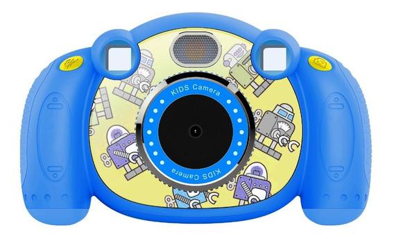 Câmera Digital Kids Infantil Fotos E Gravação De Videos 12 M