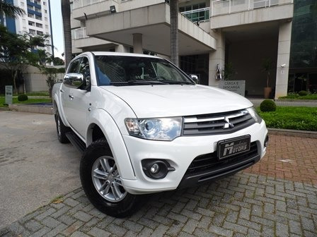 Mitsubishi L200 Triton 3.5 Hpe 4x4 Cd V6 24v Flex 4p Aut