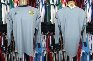 Escócia 2011 Camisa De Goleiro Tamanho Gg.