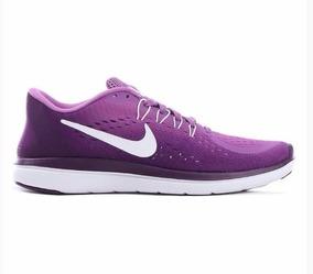 Tenis Nike Flex Feminino Roxo Corrida Original Frete Grátis
