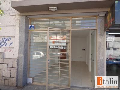 Excelente Local Nuevo Externo Amplio Con Vidriera A La Calle