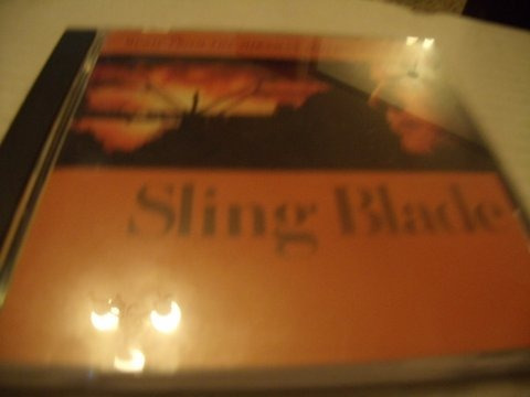 Sling Blade , Music From The Miramax Motion Picture, Lanois