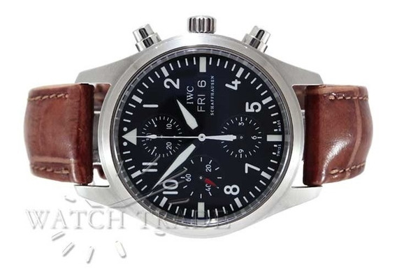 Relógio Iwc Flieger Spitfire Chronograph Ref.: Iw371702