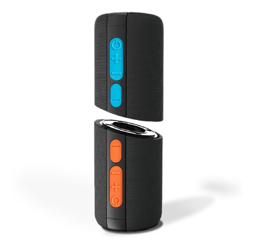Imagen 1 de 9 de Mini Parlantes Stromberg Twin Bluetooth 2 En 1 Inalambricos