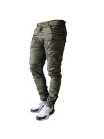 Kit Calça Jeans Sarja Masculina Slim Skinny Lycra 3 Pçs