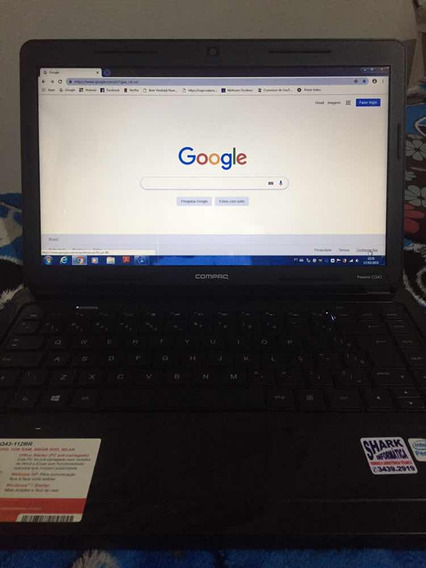 Notebook Compaq Hp