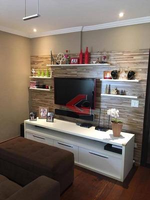 Apartamento Com 3 Dormitórios À Venda, 123 M² Por R$ 450.000 - Centro - São Bernardo Do Campo/sp - Ap2832