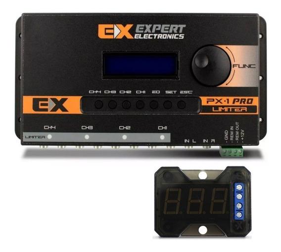 Combo Expert Px1 + Vex1 - Processador + Medidor Bateria