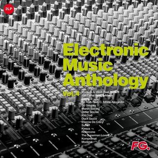 Electronic Music Anthology Vol 4 Vinilo Doble Nuevo Importad