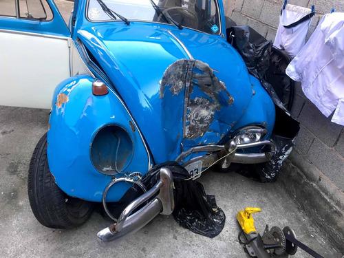 Imagem 1 de 5 de Volkswagen Fusca 63