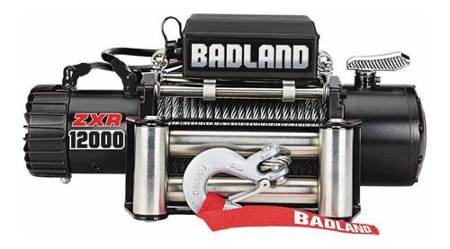 Badland Winch 12,000lb Zxr Truck/suv Off Road