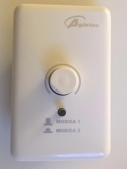 Potenciômetro Para Controle De Volume Para Musica Ambiente
