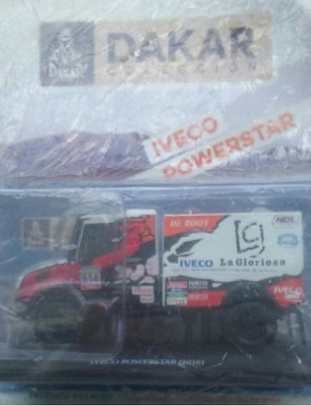 Coleccion Dakar Num.2 Iveco Power Star Y Otros !!!