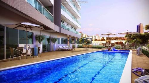 Imagem 1 de 7 de Apartamento Com 2 Dormitórios À Venda, 104 M² - Cocó - Fortaleza/ce - Ap0093