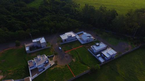 Venda - Terreno Em Condomínio - Condomínio Primavera - Nova Odessa - Sp - M567181
