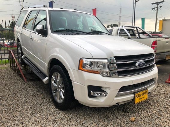 Ford Expedition At 3500cc 2017