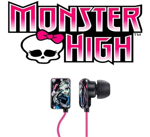 Fone De Ouvido Multilaser Monster High P2 - Ph105