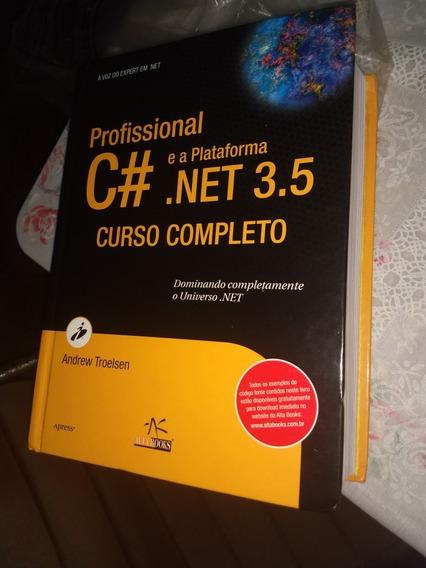 Profissional C# Plataforma .net 3.5 Curso Completo