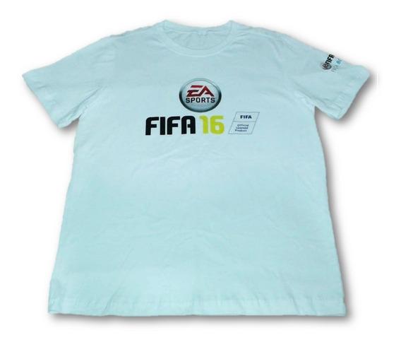 Camisa Fifa 16 Ea Sports Faça Bonito - Sou Fifeiro Algodão