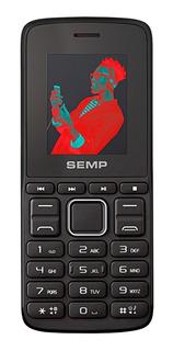 Telefone Celular Idosos Semp Go 1l 3g Câmera 2 Chips Fm Mp3
