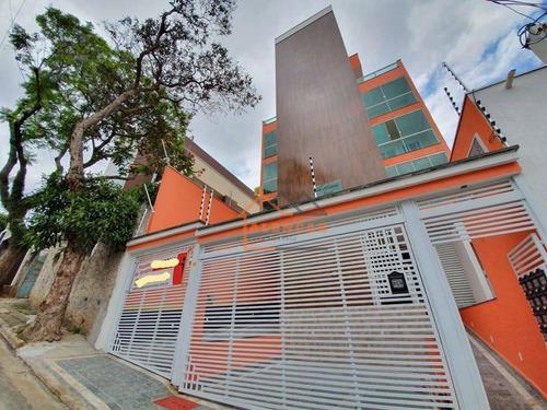 Imagem 1 de 6 de Apartamento À Venda, 42 M² Por R$ 220.000,00 - Penha De França - São Paulo/sp - Ap0308