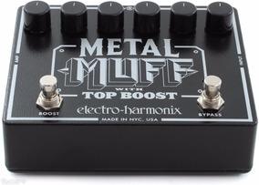 Pedal Electro Harmonix Metal Muff Top Boost - Riff Music