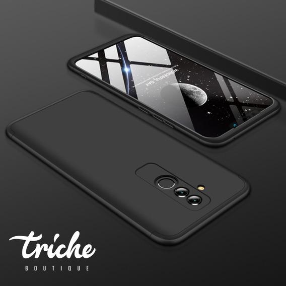 Funda 360 + Cristal Seria Colores Slim Huawei Mate 20 Lite