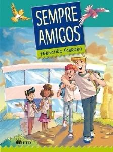 Livro Sempre Amigos