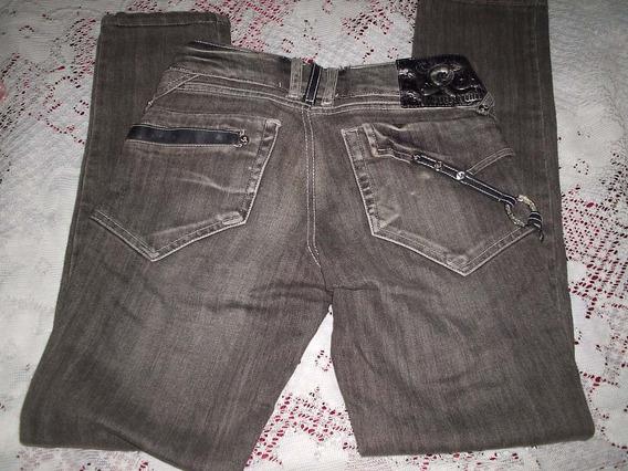 Calça Jeans Feminina Tamanho 36 Verificar Medidas