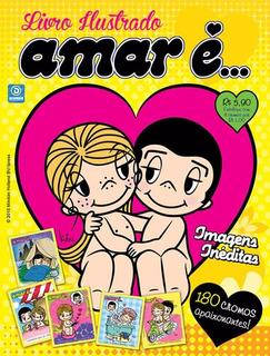Amar É 2015 - Album Completo Para Colar Por R$ 79,90