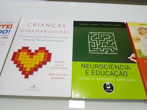 Pacote Desconto Livros Educação Crianças Neurociência