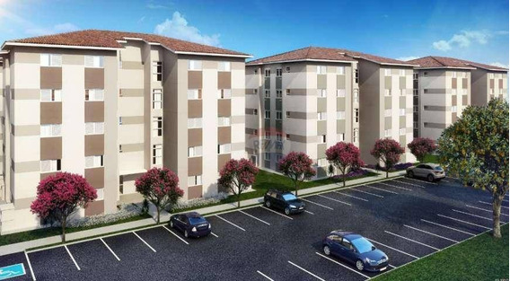 Apartamento Residencial À Venda - Planalto Do Sol Ii Santa Bárbara D