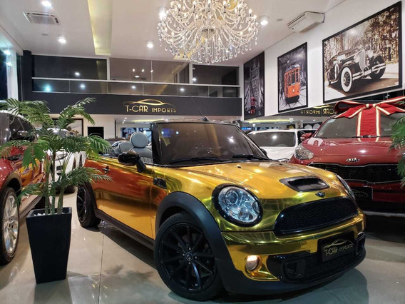 Mini Cooper 1.6 S Cabrio 16v Gasolina 2p Automatico 2011